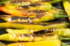 зажженный перец Стоковая Фотография RF