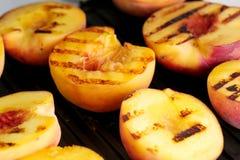 Зажженный персик стоковые фото