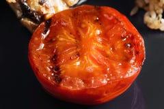зажженный томат Стоковые Фото