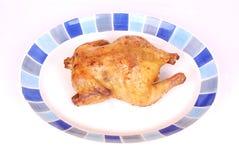 зажженный цыпленок стоковые изображения rf