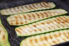 зажженный zucchini Стоковая Фотография RF