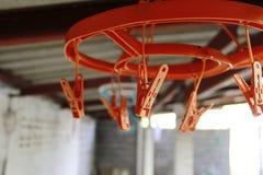 Зажимка для белья Стоковая Фотография RF