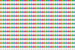 Зажим, цвет предпосылки Стоковое фото RF