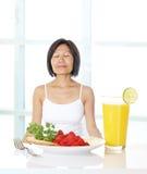 зажиточность здоровья признательности стоковое изображение