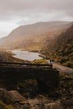 Зазор Dunloe - Killarney - Ирландии Стоковая Фотография RF