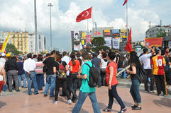 Займите Taksim Стоковая Фотография