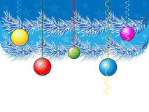 зайцы предпосылки toy зима Стоковое Фото