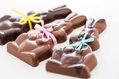 Зайчики шоколада Стоковые Фотографии RF