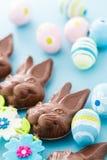 Зайчики шоколада Стоковое Фото