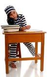заключенная в турьму школа Стоковые Изображения RF