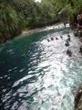 Заколдованное река Hinatuan Surigao Стоковая Фотография RF