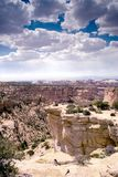 заколдованный каньон Стоковое Изображение