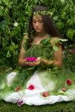 заколдованный сад Стоковое Изображение