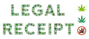 Законный состав текста получения марихуаны иллюстрация штока