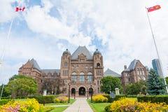 Законодательная ассамблея Онтарио Стоковое Фото