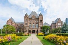 Законодательная ассамблея Онтарио Стоковые Изображения