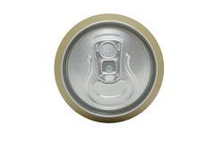 законсервированная верхняя часть изолированная питьем Стоковые Изображения