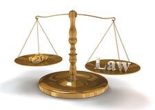 Закон гомосексуалиста Стоковые Фотографии RF