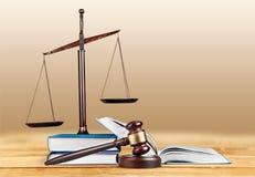Закон Стоковое Изображение RF
