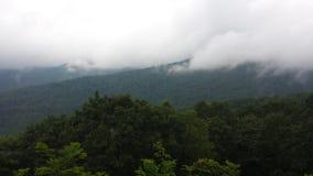 Закоптелая гора Стоковые Изображения RF