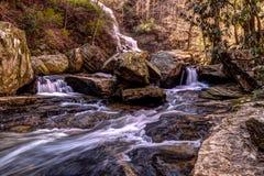 Закоптелый поток горы Стоковое Фото