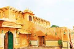 Заколдовывая форт Джайпур Раджастхан Индия Nahargarh стоковые фото
