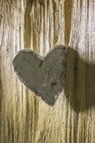 Закрепленное сердце Стоковые Фотографии RF