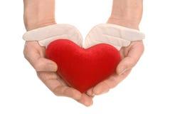 закреплять дает сердцу мой путь вы Стоковые Фотографии RF