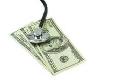 закрепляя путь финансовохозяйственного здоровья включенный Стоковое Фото