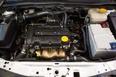 Закройте вверх двигателя Стоковое Изображение RF