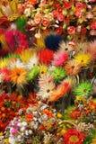 Закройте вверх высушенных цветков Стоковая Фотография RF