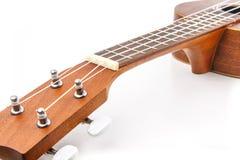 Закройте вверх гавайской гитары Стоковая Фотография