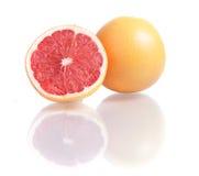 Закройте вверх грейпфрута Стоковое Фото