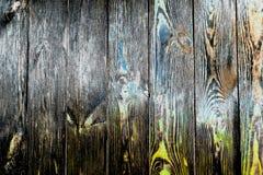 Закройте вверх деревянных доск Стоковые Фотографии RF