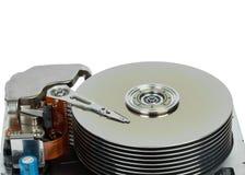 Закройте вверх жёсткия диска Стоковая Фотография RF