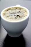 Закройте вверх кофе в чашке Стоковые Изображения RF