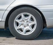 Закройте вверх колеса сплава Стоковое фото RF