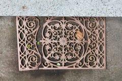 Закройте вверх на входе случая лестницы Стоковое Фото