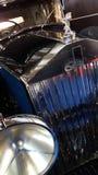Закройте вверх на фронте Rolls Royce Стоковые Фото