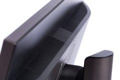 Закройте вверх на шлице вентиляции современного дисплея LCD компьютера Стоковая Фотография RF