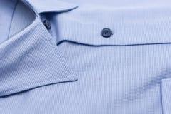 закройте вверх новой рубашки дела Стоковая Фотография RF