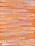 Закройте вверх покрашенной отлично текстурированной бумаги для картины или предпосылки стоковая фотография rf