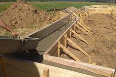 закройте вверх по взгляду подкрепления бетона при металлические стержни соединенные проводом стоковое изображение rf