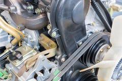 Закройте вверх по детали машинной части автомобиля концепция о деле i автомобиля Стоковое Изображение RF