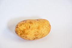 Закройте вверх по картошке с всей деталью Стоковые Изображения