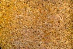 Закройте вверх по предпосылке и текстуре поверхности пробковой доски деревянной, продукта природы промышленного Стоковая Фотография