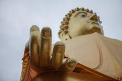 Закройте вверх по руке Будды Стоковое фото RF