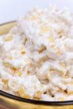 Закройте вверх по салату сезама мозоли макроса французскому Стоковые Фото