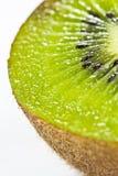 Закройте вверх по свежей изолированного плодоовощ кивиа Стоковые Фотографии RF