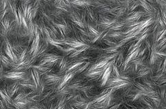 Закройте вверх по съемке абстрактной предпосылки меха Стоковое фото RF